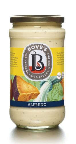 Bove's Alfredo Pasta Sauce
