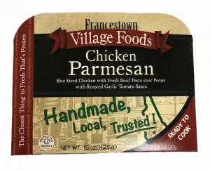Francestown Village Chicken Parmesan