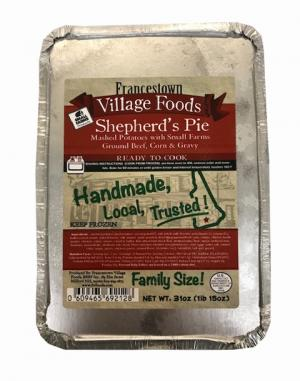 Francestown Village Shepherds Pie