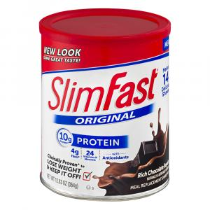 SlimFast Chocolate Royale Powder