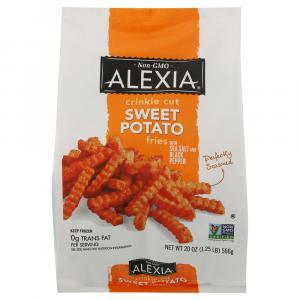 Alexia Sweet Potato Salt & Pepper