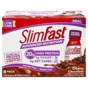 SlimFast Advanced Nutrition Creamy Chocolate RTD Shake