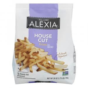 Alexia House Cut Fries with Sea Salt