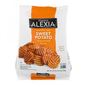 Alexia Sweet Potato Waffle Cut Fries