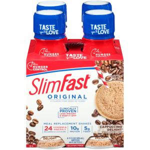 SlimFast Cappuccino Delight