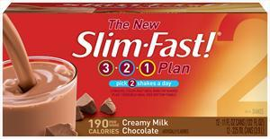 Slim-fast Optima Milk Chocolate
