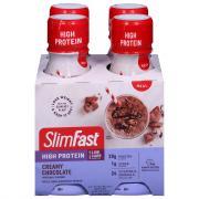 SlimFast Advanced Ready To Drink Chocolate Cream Shake