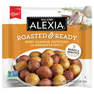 Alexia Baby Sunrise Potatoes with Rosemary & Garlic