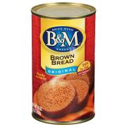 B&M Plain Brown Bread