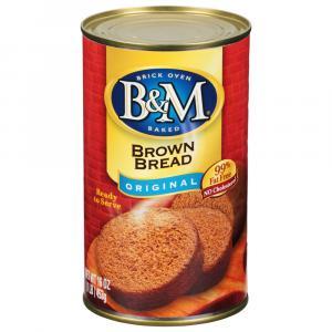 B&M Plain Brown Bread