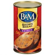 B&M Raisin Brown Bread