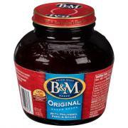 B&M Original Baked Beans Jar