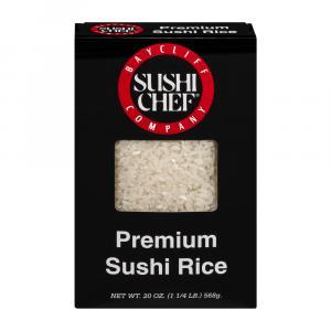 Sushi Chef Premium Short Grain Sushi Rice
