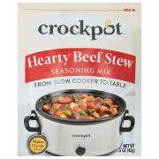 Crock Pot Hearty Beef Stew Seasoning Mix