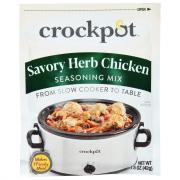 Crock Pot Herb Chicken Seasoning Mix
