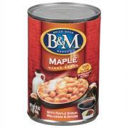 B&M Maple Baked Beans