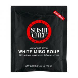 Sushi Chef White Miso Soup