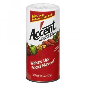 Accent Flavor Enhancer