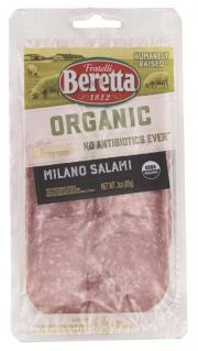 Fratelli Beretta Organic Milano Salami