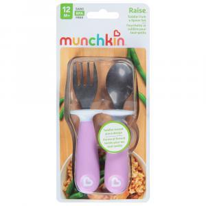 Munchkin Raise Fork and Spoon Set