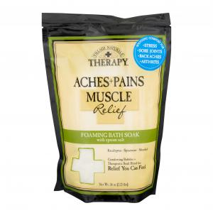 Village Naturals Therapy Aches+Pains Muscle Relief Foaming