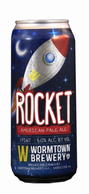 Wormtown Brewery Rocket IPA