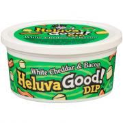 Heluva Good White Cheddar and Bacon Dip