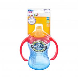 Munchkin 8 Oz. Mighty Grip Trainer Cup