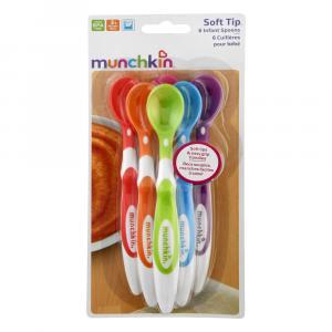 Munchkin Soft Tip Infant Spoons