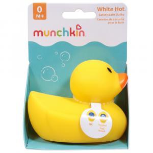 Munchkin White Hot Alert Bath Ducky