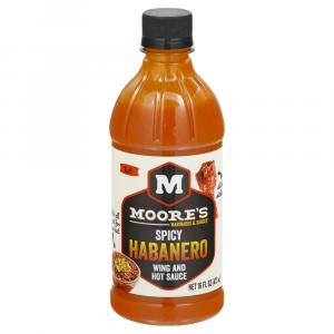 Moore's Spicy Habanero Wing And Hot Sauce