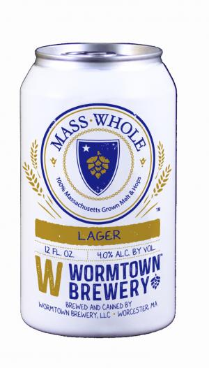 Wormtown Brewery Mass Whole Lager