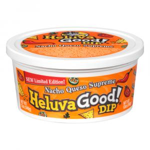 Heluva Good Limited Edition Dill Pickle Flavor Dip