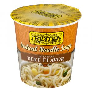 Tradition Instant Beef Soup