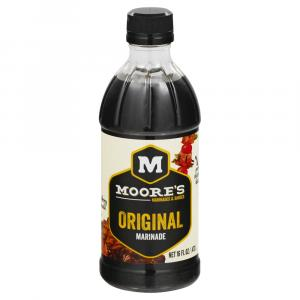 Moore's Original Hickory Marinade
