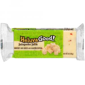 Heluva Good Monterey Jack Jalapeno Cheese Bar