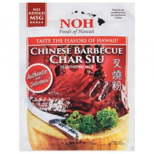 NOH of Hawaii Chinese Barbecue Sauce Mix