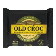 Old Croc Extra Sharp Cheddar