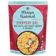 Maya Kaimal Dal Red Lentils & Butternut Squash & Coconut