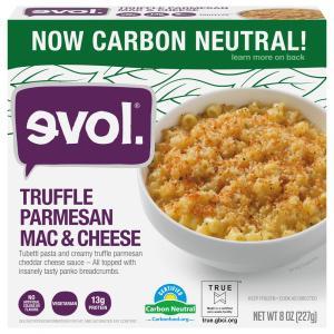 Evol Truffle Parmesan Mac & Cheese
