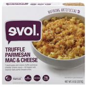 Evol Truffle Parmesan Mac & Cheese