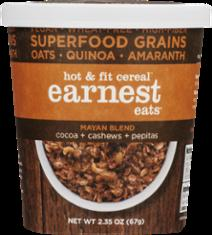 Earnest Eats Mayan Blend Wheat Free Hot & Fit Cereal