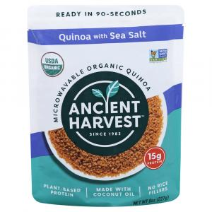 Ancient Harvest Organic Quinoa With Sea Salt