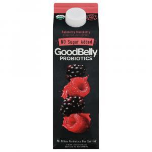 Good Belly Organic Probiotic Juice Raspberry Blackberry