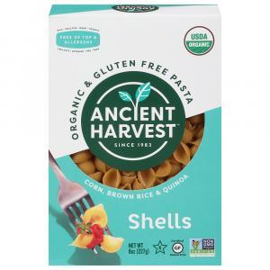 Ancient Harvest Gluten Free Organic Quinoa Pasta Shells