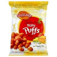 Snikiddy Snacks All Natural Pizza Puffs