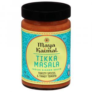 Maya Kaimal Mild Tikka Masala Indian Simmer Sauce