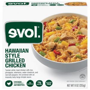 Evol Hawaiian Style Grilled Chicken