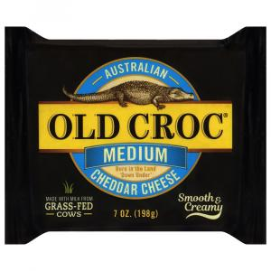 Old Croc Classic Cheddar Cheese