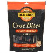 Old Croc Sharp Cheddar Cheese Snack Bites